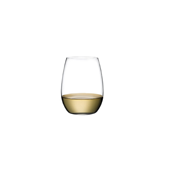Pure@Set of 4 White Wine Glasses