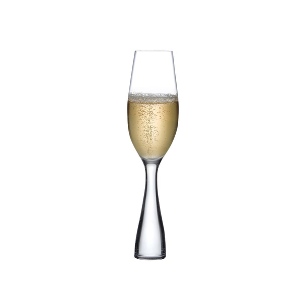 Wine Party@Set of 2 Champagne Glasses