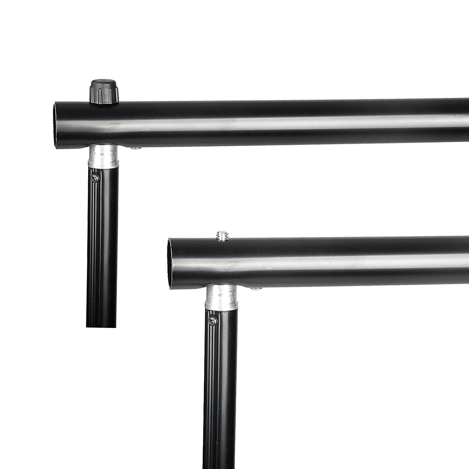 Emart Photo Video Studio 10Ft Adjustable Background Stand - EMART8