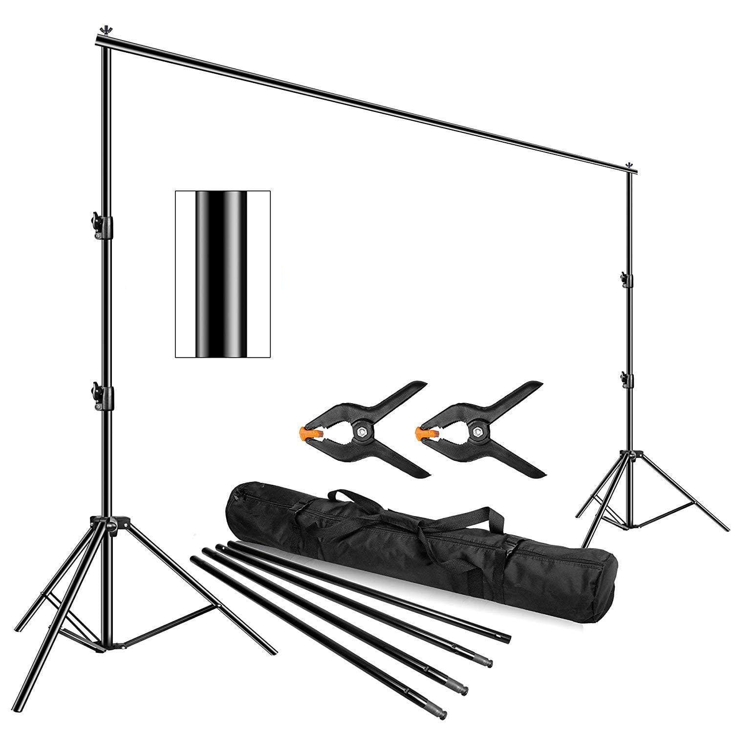 Emart Heavy Duty Photo Video Studio Backdrop Stand