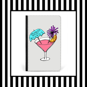 Hen Party - Drinkies Before Winkies Passport Cover
