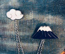 In The Clouds Enamel Pin Set
