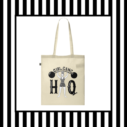 Girl Gang HQ Canvas Bag