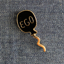 Ego Balloon Enamel Pin