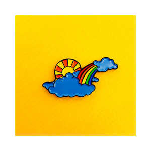 Any Weather Enamel Pin