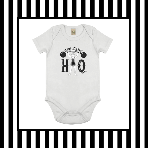 Girl Gang HQ Baby Bodysuit