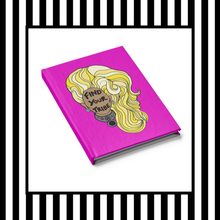 RuPaul Find Your Tribe Blank Notebook Bullet Journal