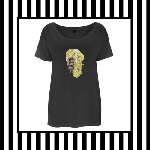 RuPaul Find Your Tribe Oversized Tee