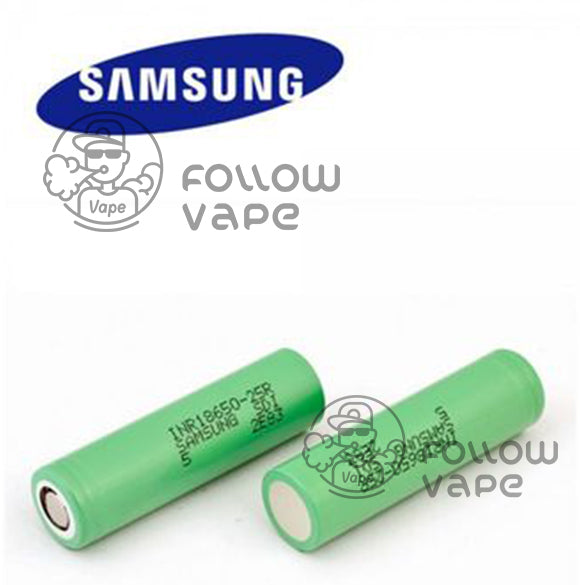 Samsung 18650 25R 2500mAh Rechargeable Battery