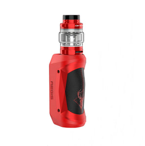 Geek Vape Aegis Mini Kit 2200mAh 80w(X'mas Red & Black)