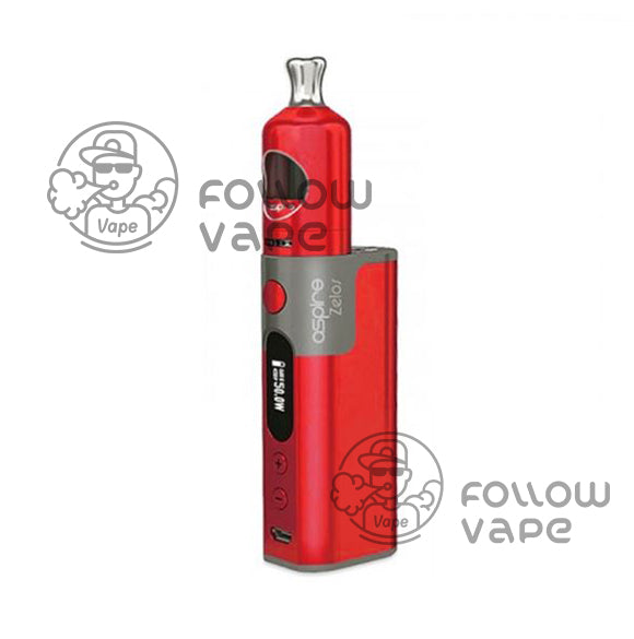Aspire Zelos 50W Kit with Nautilus 2 2500mAh Red