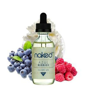 Naked 100 E-liquid 60ml-Azul Berries