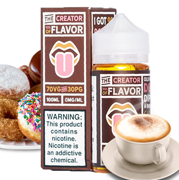 The Creator of flavor- CAPPUCCINO DONUT