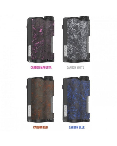 Dovpo Topside Dual 18650 200W Carbon Squonk Mod