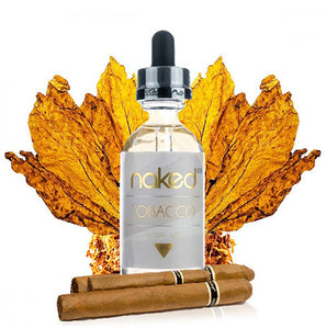 Naked 100 E-liquid 60ml-Euro Gold