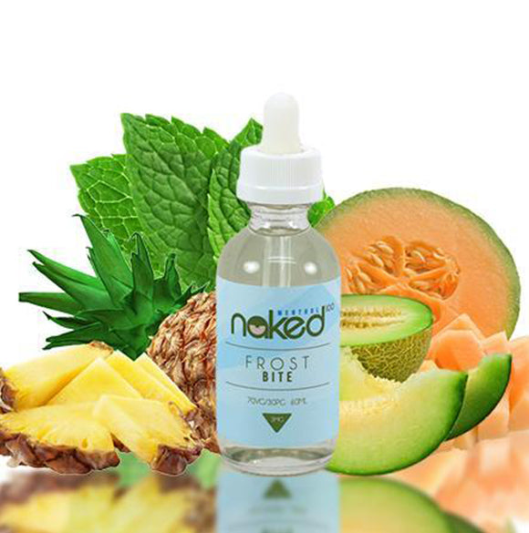 Naked 100 E-liquid 60ml- Frost Bite
