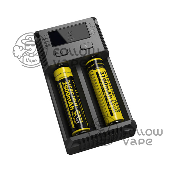 Nitecore Intellicharger i2 Li-ion/IMR/LiFePO4 Charger