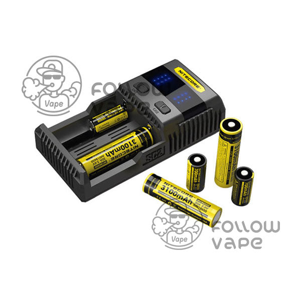 Nitecore SC2  Battery Charger