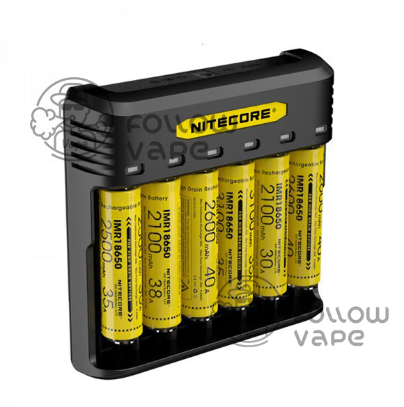 Nitecore Q6 Quick Battery Charger