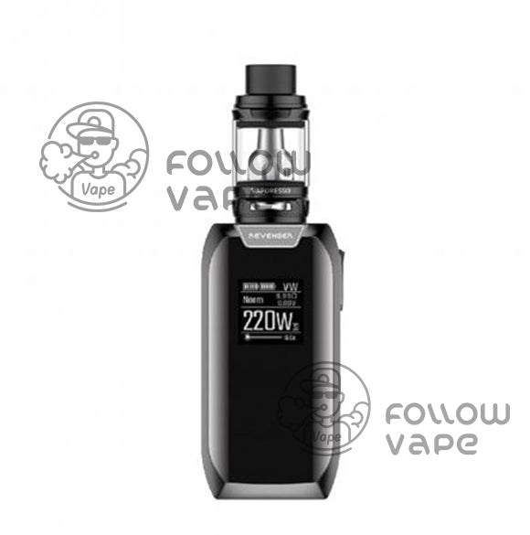 Vaporesso Revenger X 220W with NRG TC Kit black