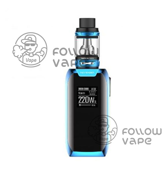 Vaporesso Revenger X 220W with NRG TC Kit blue
