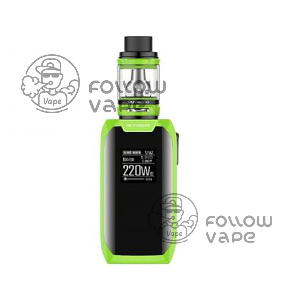 Vaporesso Revenger X 220W with NRG TC Kit green