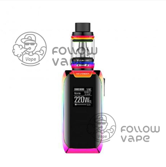 Vaporesso Revenger X 220W with NRG TC Kit Rainbow