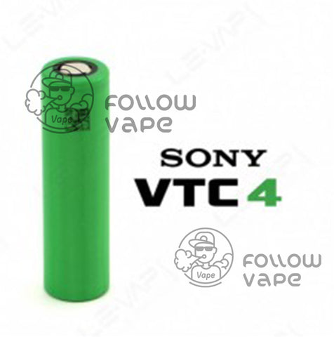 Sony VTC4 18650 Battery 2100mAh 30A