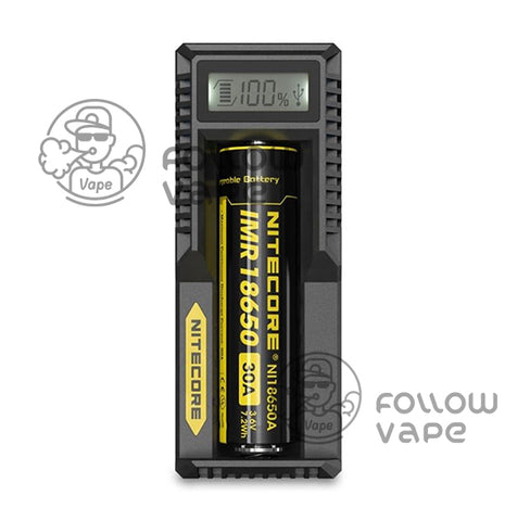 Nitecore UM10 USB Li-ion Battery Charger