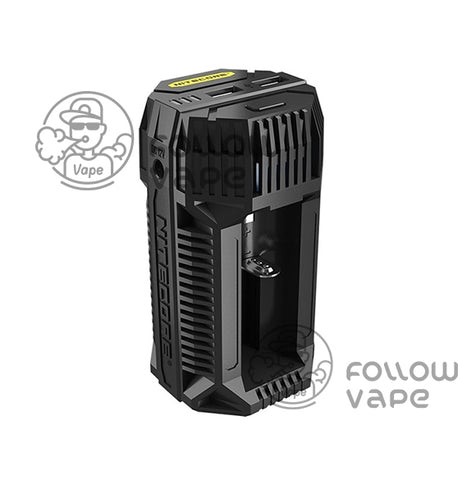 NITECORE V2 CAR QUICK CHARGER