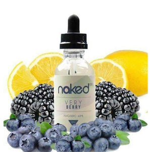Naked 100 Eliquid 60ml-Very Berry