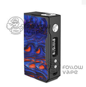 VOOPOO Drag Resin 157W TC Box MOD Azure