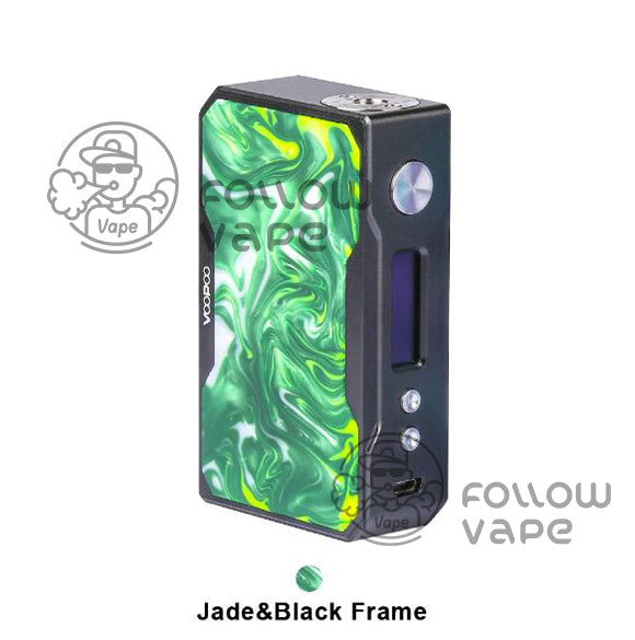 VOOPOO Drag Resin 157W TC Box MOD Jade