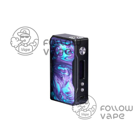 VOOPOO Drag Resin 157W TC Box MOD Turquoise