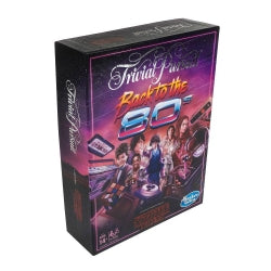 Stranger Things Back To The 80'S Trivial Pursuit