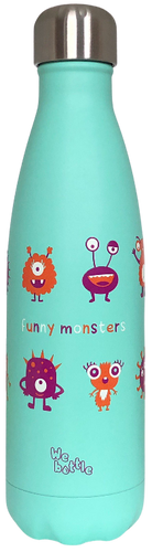 Bottle 500ml Funny Monsters