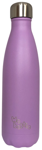 Bottle 500ml Powder Light Purple