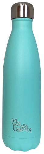 Bottle 500ml Powder Turquoise