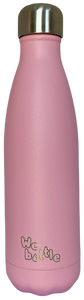 Bottle 500ml Powder Light Pink