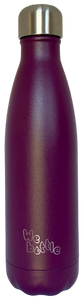 Bottle 500ml Powder Purple