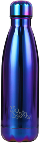 Bottle 500ml Purple Blue