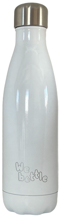 Bottle 500ml White