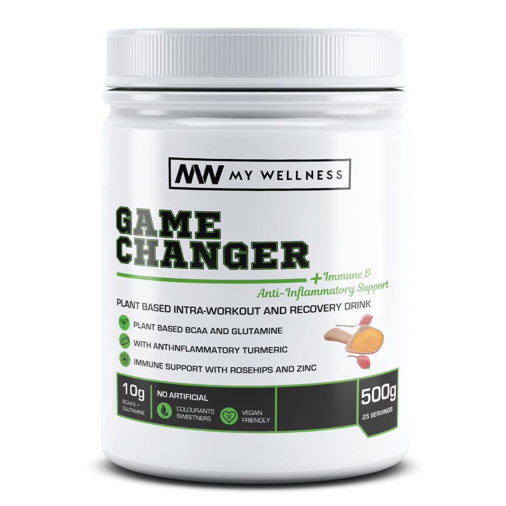 Game Changer Intra and Recovery Citrus 500g