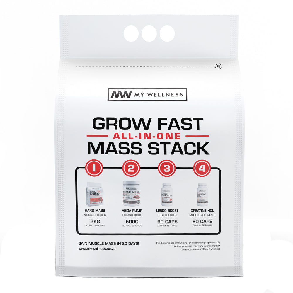 Load image into Gallery viewer, Grow Fast Mass Stack * 4 in 1 BULK DEAL*