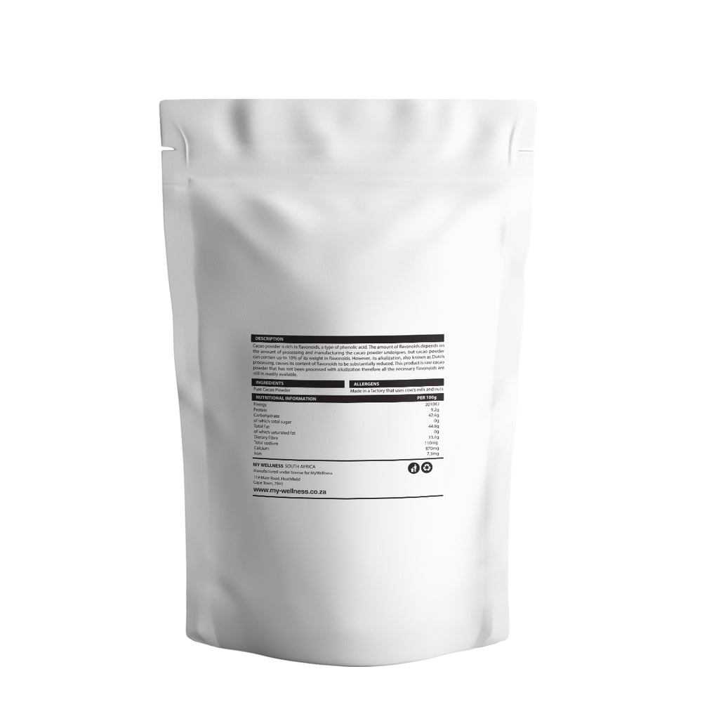 Raw Cacao Powder 500g