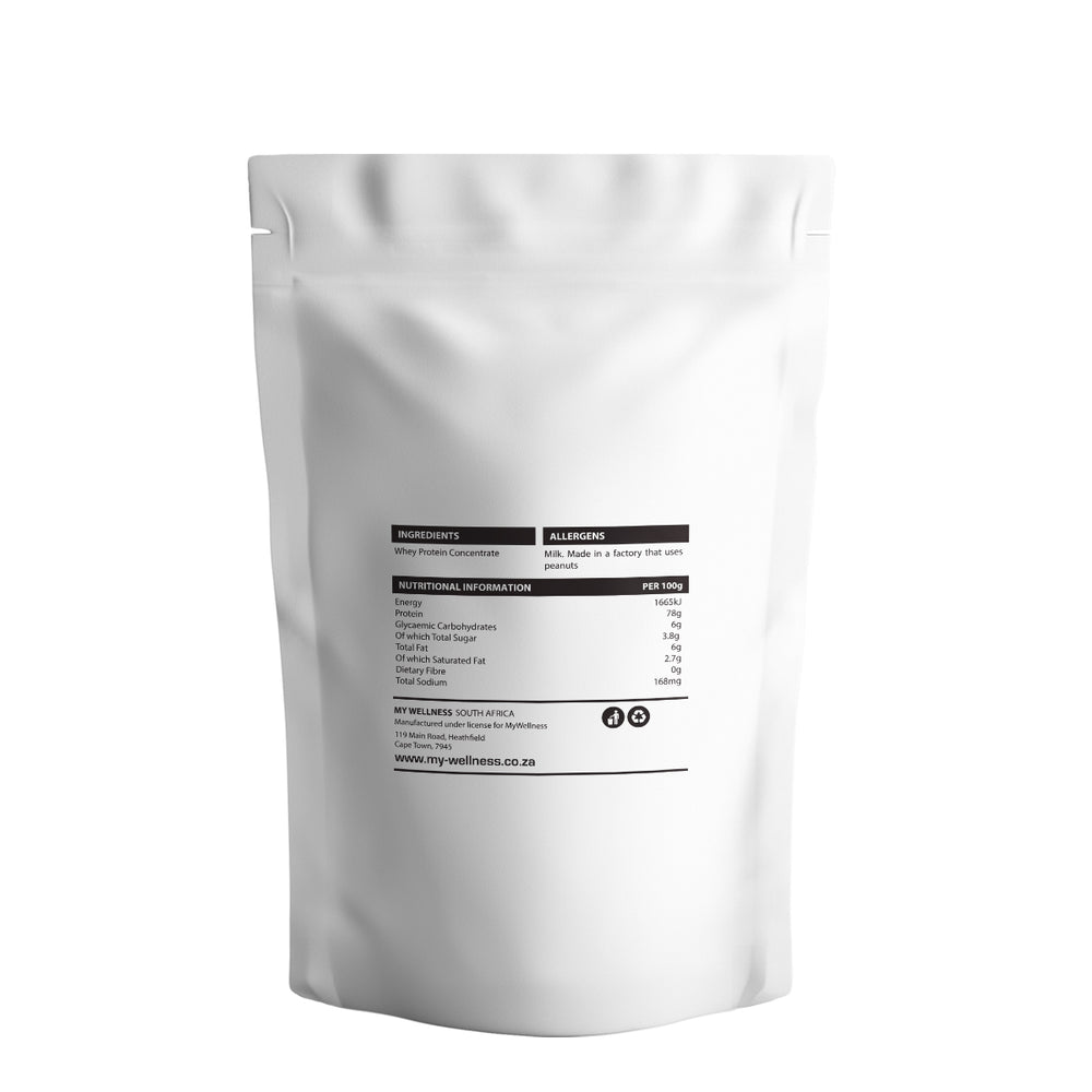 Grass Fed Whey Concentrate 400g