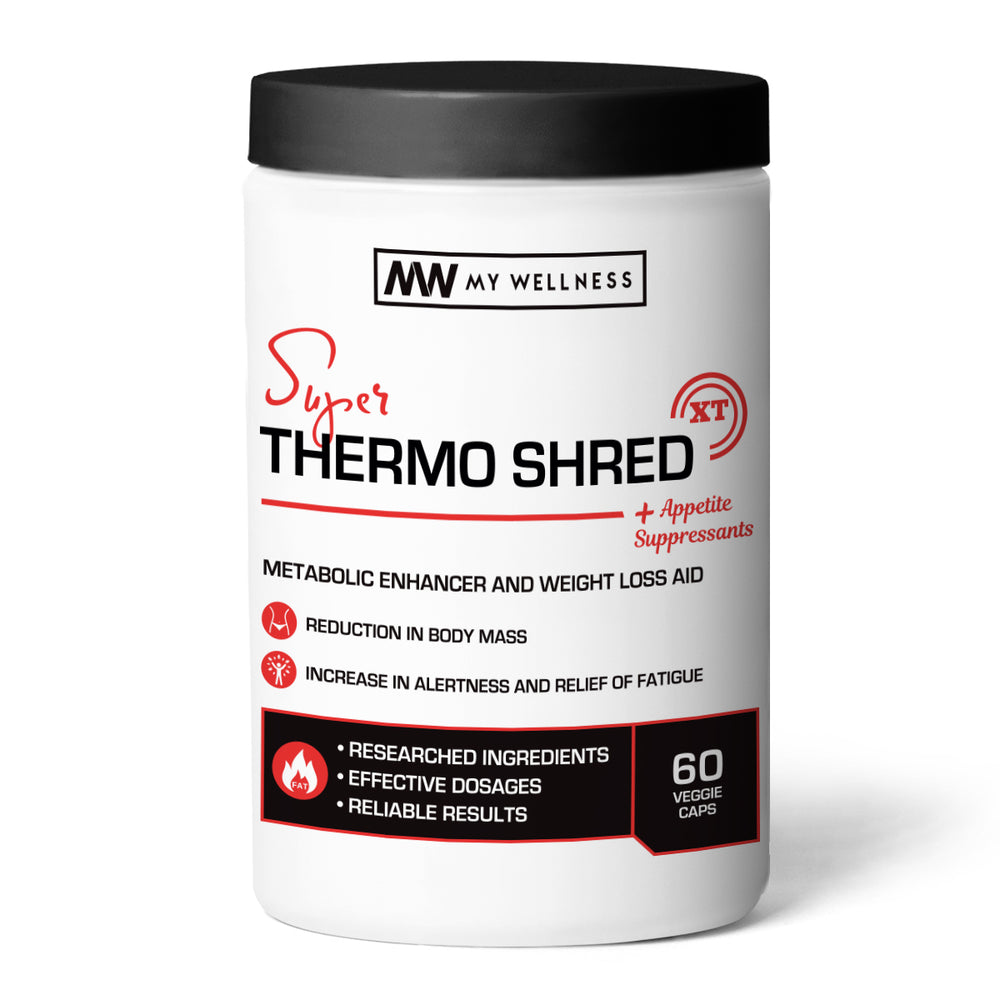 Thermo Shred XT 60 Caps