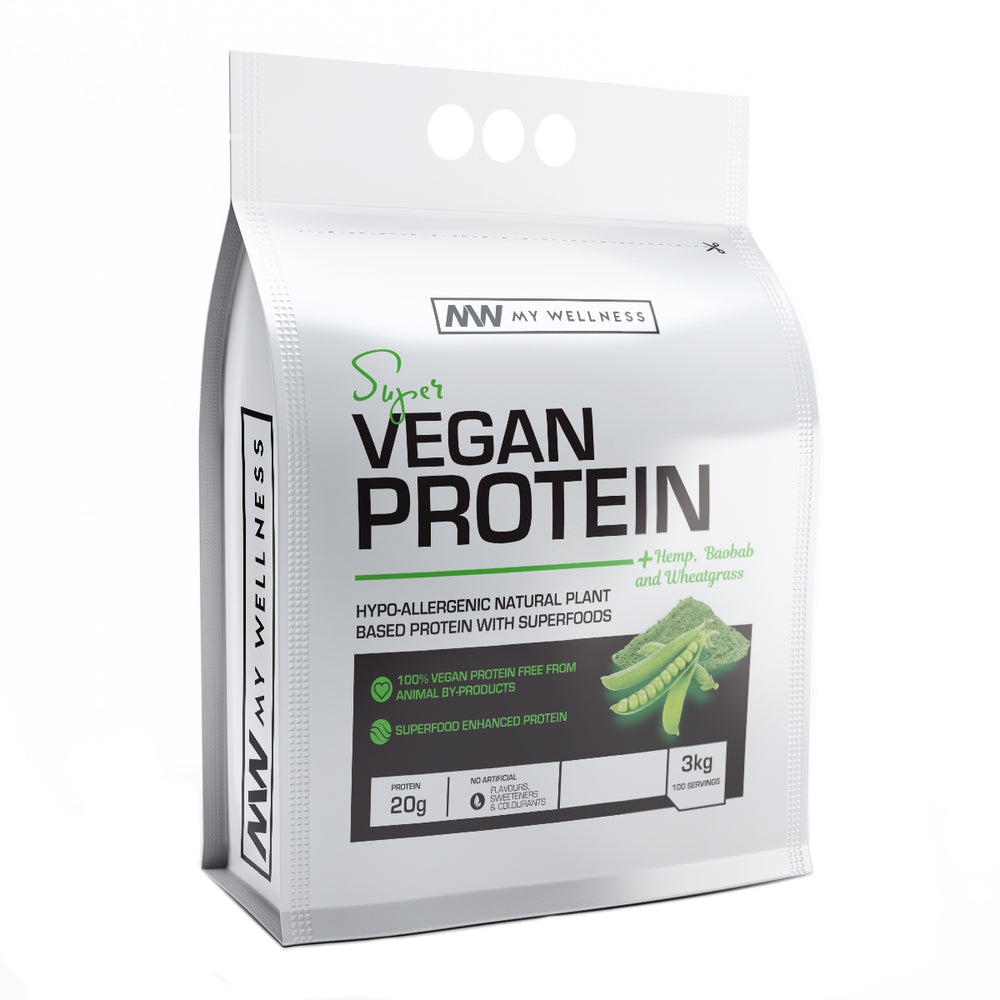 Load image into Gallery viewer, Super Vegan Protein 3kg