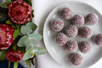 Beautifying Bliss Balls