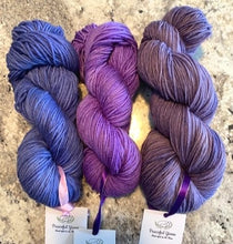 Load image into Gallery viewer, Delightful DK 75/25 Lavender's Blue